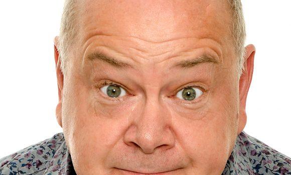 Britain's premier comedy magician.